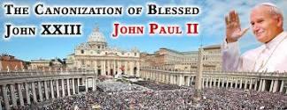 Canonization 2014