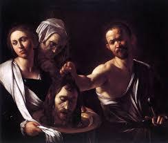 John the Baptist's head on a platter